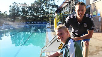 A hugely talented swimmer, wilson broke the world record in 2019 and won a silver medal at the. Wollongong olympic swimmers Jarrod Poort and David McKeon ...