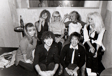 blondie and the bs tour blog