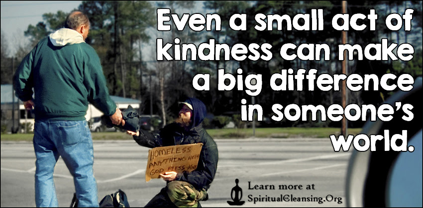 Even A Small Act Of Kindness Can Make A Big Difference In Someones