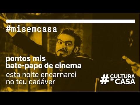 TV AVARÉ - Bate-papo de Cinema | Esta noite encarnarei no teu cadáver | #MISemCASA