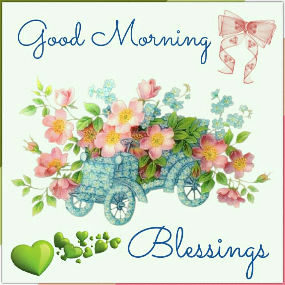 Good Morning Blessings Pictures Photos And Images For Facebook