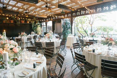 Wedding at The Park Restaurant   New York wedding