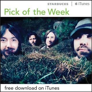 Starbucks iTunes Pick of the Week - 5/8/2012 - Digital Download - Patrick Watson - Blackwind
