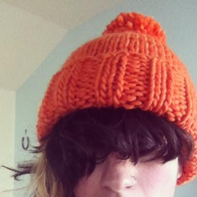 eric's hat