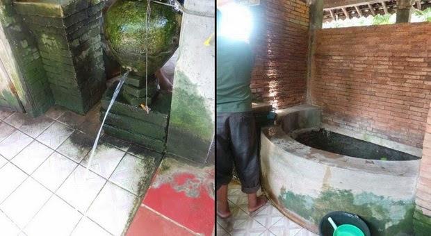 Cirebon terdapat suatu  sumur yang diyakini sakti dan berguna menciptakan enteng jodoh Sumur Penawar Jomblo di Cirebon