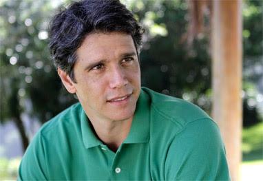 Márcio Garcia sofre com a falta de água - Ag News