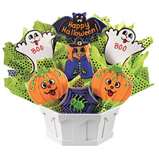 Cookie Bouquet Halloween