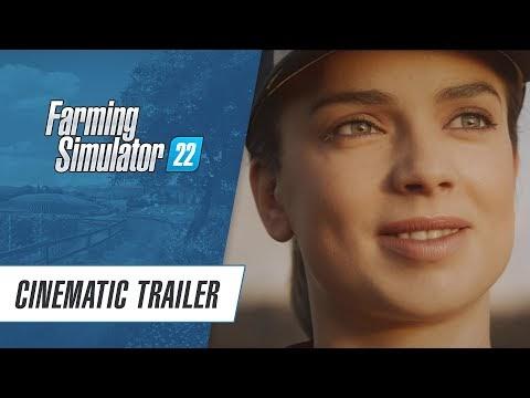 Farming Simulator 22 releases November 22nd