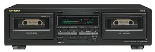 cassette tape deck