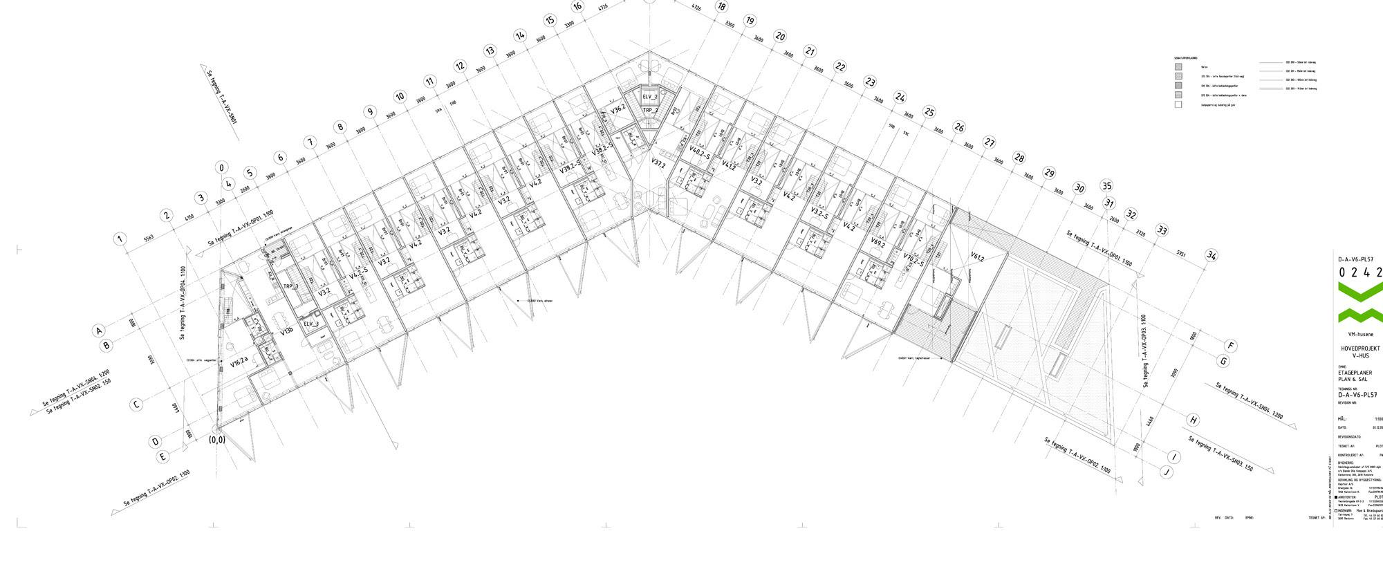 VM-Houses, PLOT-BIG-JDS, Architecture, Glass, Housing