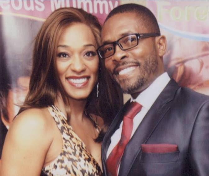 Sandra Petgrave and Chiedu Chukwuka