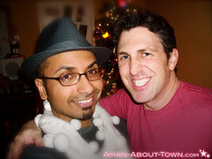 Michael & Toby's Christmas Eve Party