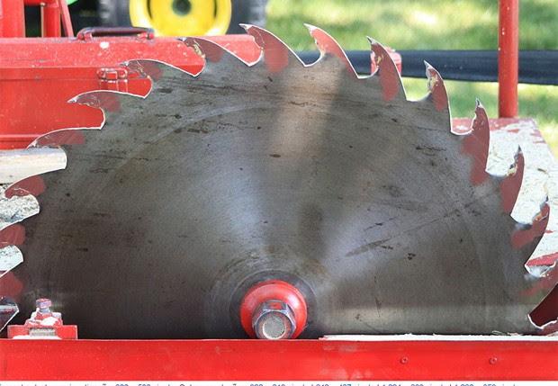 Mesmo creditada pela invenção, Tabitha Babbitt não registrou a patente da serra circular (Foto: Wikimedia Commons)