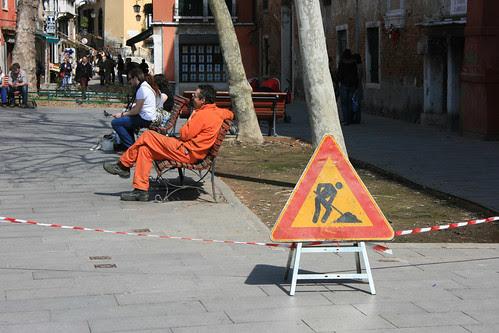 Bologna Venice Workman
