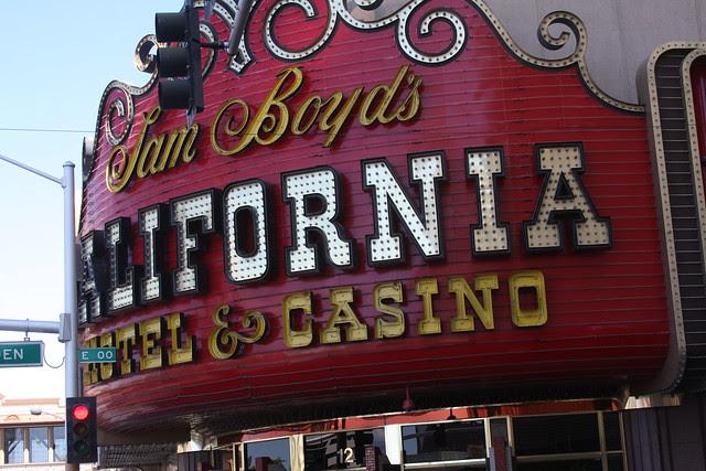 California Casino, Fremont St.