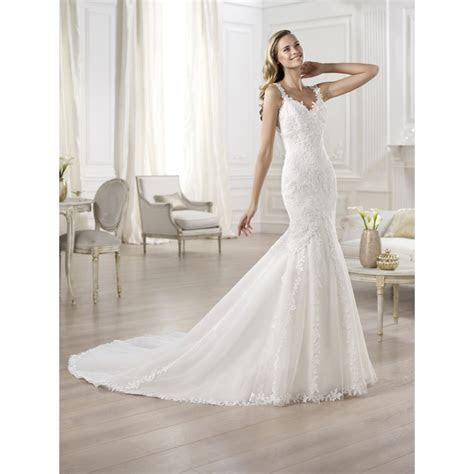 Omilu Pronovias 2014 Wedding Dress Sample Sale Fashion