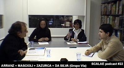 Participantes del episodio 22 en el Centro de Enlace AE BCN