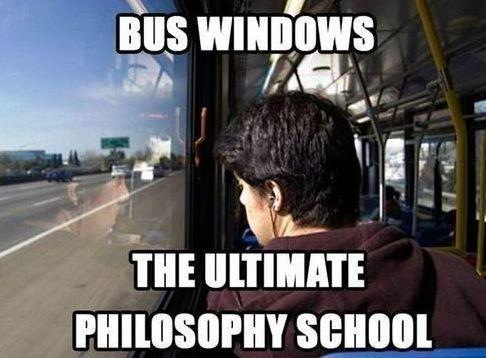 Every Time I Take The Bus Funny Pictures Quotes Pics Photos