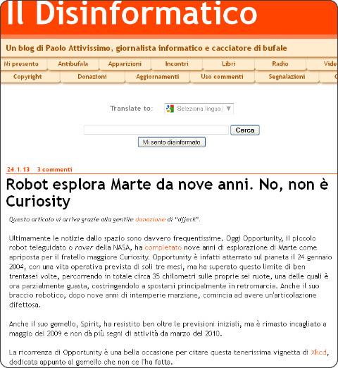 http://attivissimo.blogspot.ch/2013/01/robot-esplora-marte-da-nove-anni-no-non.html