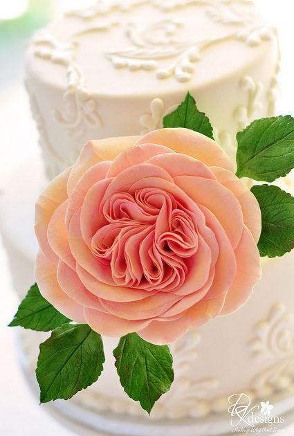 Pan Dulce Pink Cake