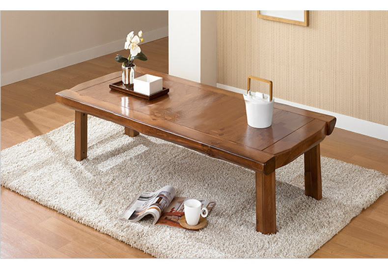 Asian Furniture Japanese Style Floor Low Foldable Table ...