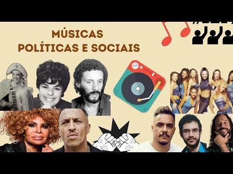 Músicas políticas da nossa história