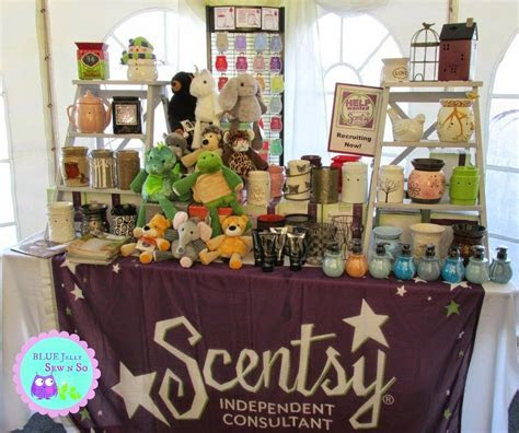 Craft Fair and Scentsy Display Idea   Vendor Event and