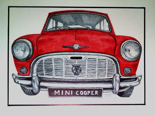 Mini Cooper by JMADesigner