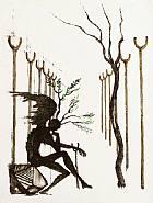 Salvador Dalí - Le Vitrail (Prints)