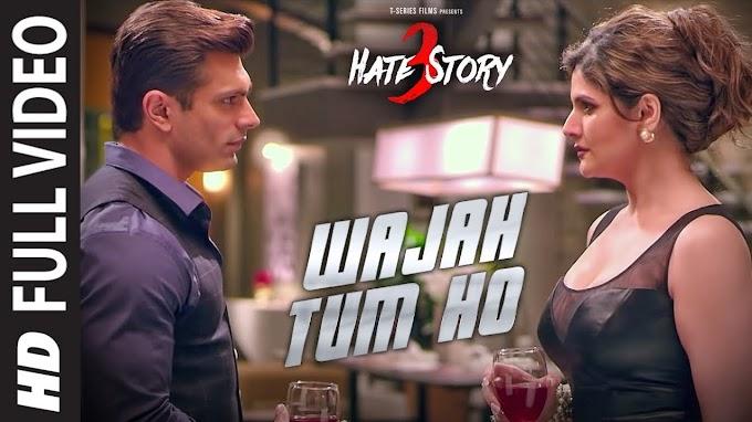 Wajha Tum Ho Lyrics-Armaan Malik | Hate Story 3 | LYRICSADVANCE