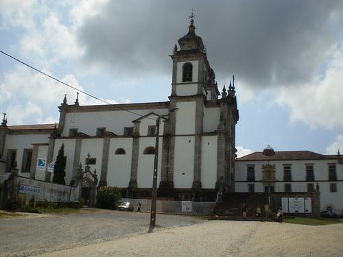 Monastery of Tibães