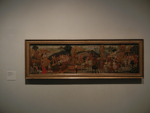 DSCN7968 _ The Triumph of Alexander, c.  1485, Bernardo Rosselli (1450-1526), LACMA