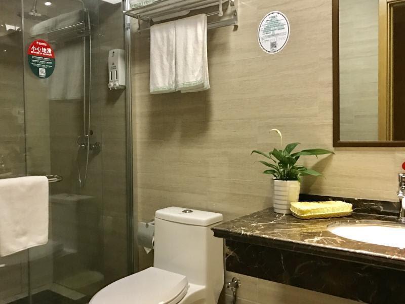 GreenTree Inn Huaibei Xiangshan District Guogou Square Hotel Discount