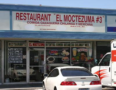 El Moctezuma #3 - Exterior