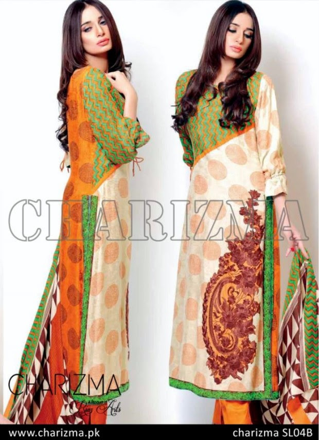 Beautiful-Girls-Women-Wear-Cute-Outfit-by-Charizma Fall-Winter-Dress-Collection 2013-Vol1-19