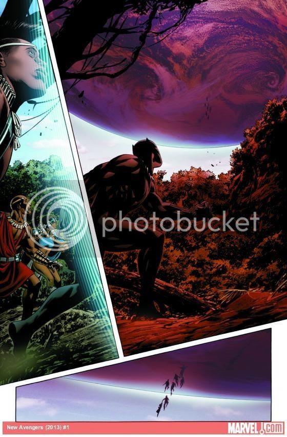 Novos Vingadores Marvel Now