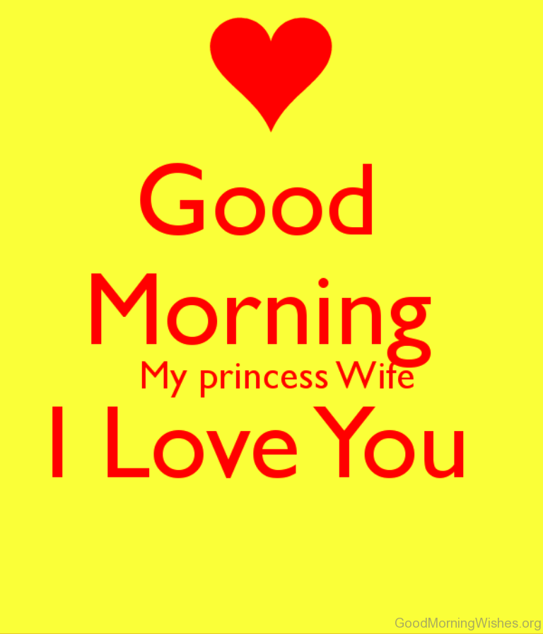 14 Good Morning Wishes For Princess