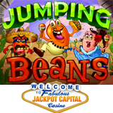 New Jumping Beans Slot with Auto Nudge at Jackpot Capital Casino is a Mexican Fiesta
