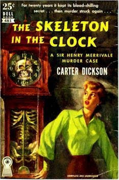 The Skeleton in the Clock (Sir Henry Merrivale, #18)