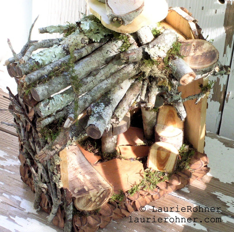 Fairy House at Between The Weeds