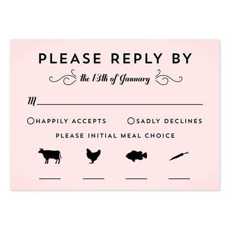 Classic Penmanship Response Cards   Rsvp, Wedding and