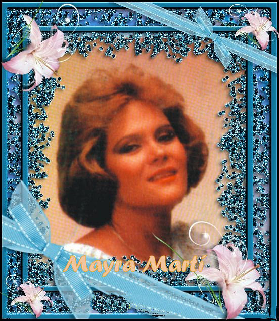 Mayra Marco Azul izq