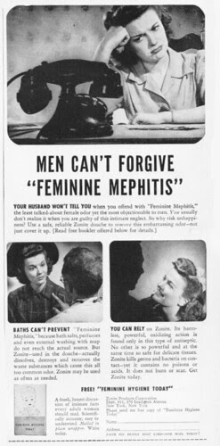 men can't forgive mephitis