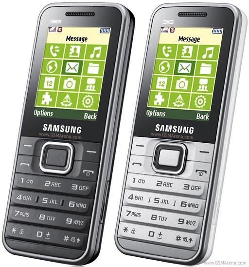 Samsung E3210 Handphone 3G Murah Pas Banget Buat Pemula ...