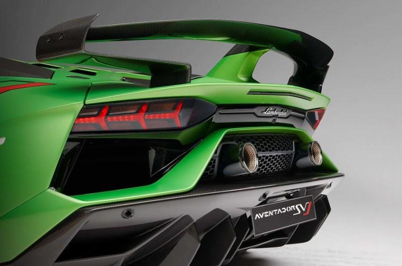 2019 Lamborghini Aventador SVJ, First Drive