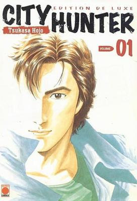 Couverture City Hunter, Deluxe, tome 01