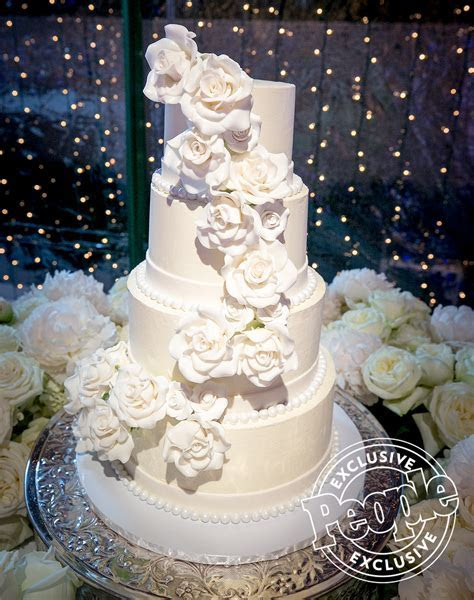 See Meghan Trainor's Wedding Cake ? Plus, All About the
