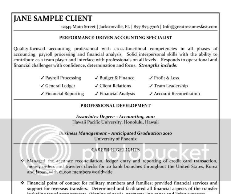 accounting specialist resume    boulo ma offres d u0026 39 emploi recrutement au maroc