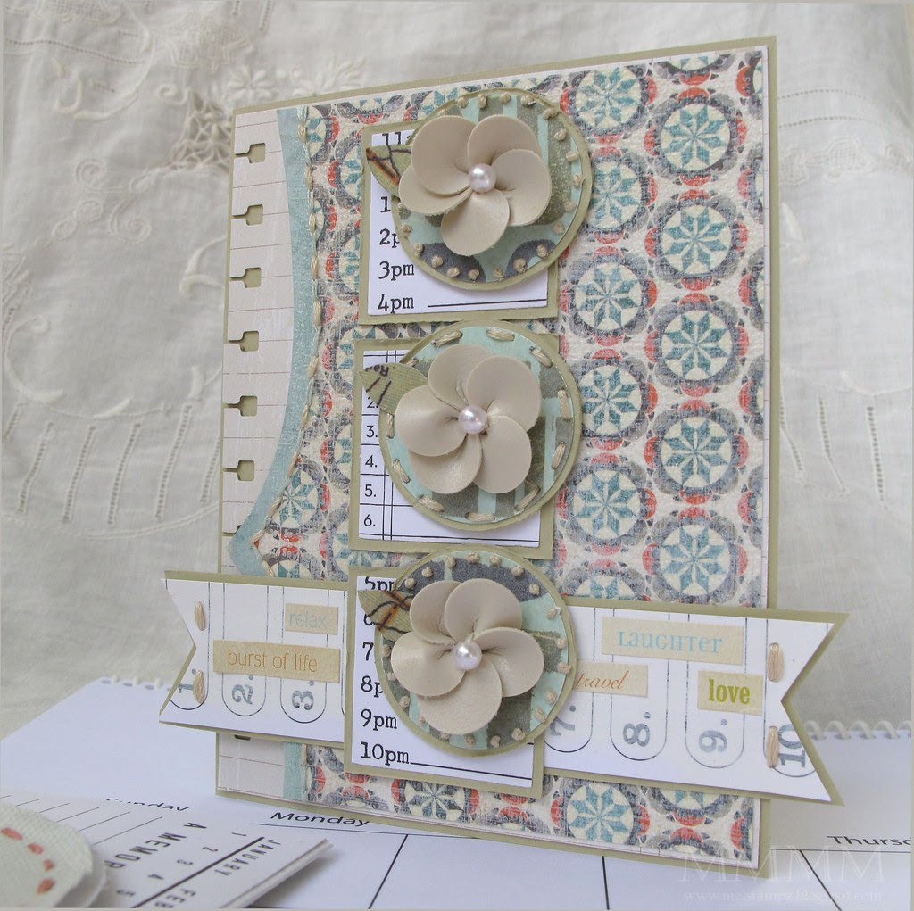 caardvarks Studio Calico FRIday melstampz