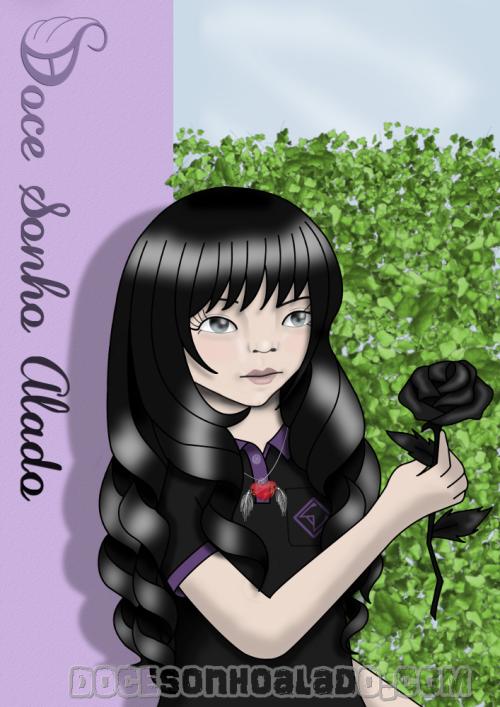 Evangeline Ayler - Segundo desenho